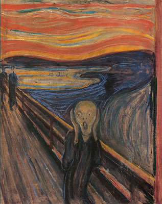 Le Cri (E.Munch)